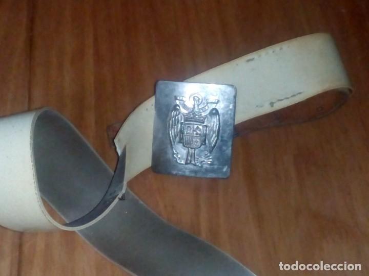 CINTURÓN DE LA FALANGE (Militar - Cinturones y Hebillas )