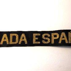 Militaria: CINTA DE LEPANTO ARMADA ESPAÑOLA. Lote 105641683