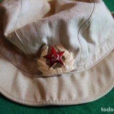 Militaria: GORRA SOVIÉTICA TROPAS ESPECIALES AFGANISTAN AÑOS 70-80. Lote 105721463
