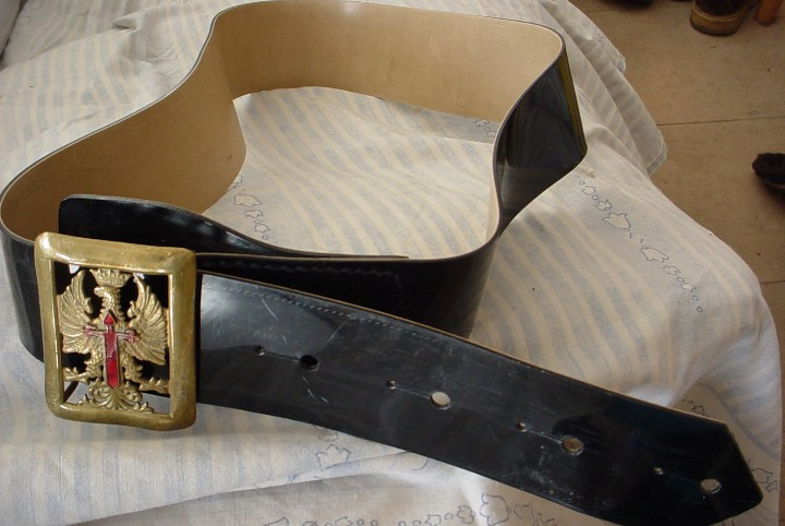 Militaria: Cinturon ejercito español - Foto 3 - 105093623