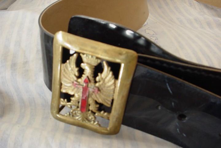 Militaria: Cinturon ejercito español - Foto 4 - 105093623
