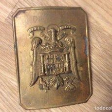 Militaria: HEBILLA. Lote 106105383