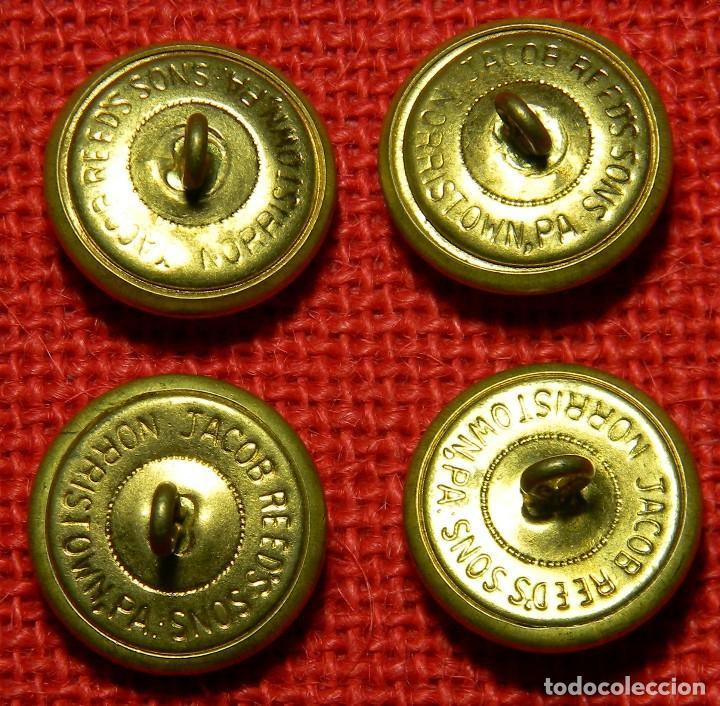 Militaria: Lote de botones originales US Navy - Diametro variado aproximadamente 25 mm - Foto 4 - 106636119