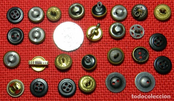 Militaria: Lote de botones originales US Navy - Diametro variado - Foto 2 - 106636251