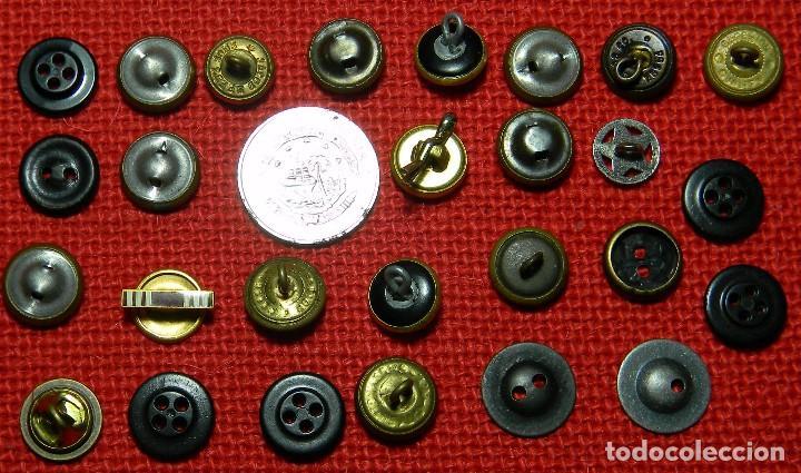 Militaria: Lote de botones originales US Navy - Diametro variado - Foto 4 - 106636251