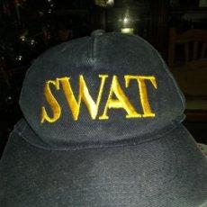 Militaria: USA. GORRA DEL SWAT.. Lote 107432187