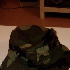 Militaria: CAJ-98TG43 PAMELA CHAMBERGO CAMUFLAJE VERDE CUADRICE NUEVO VER FOTOS P15. Lote 107463587