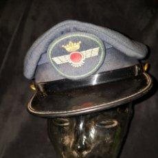Militaria: GORRA PLATO AVIACION FRANQUISTA. Lote 107809951
