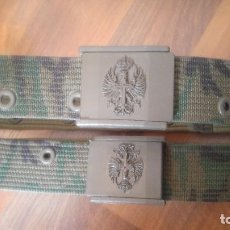 Militaria: CINTURONES. Lote 108365975