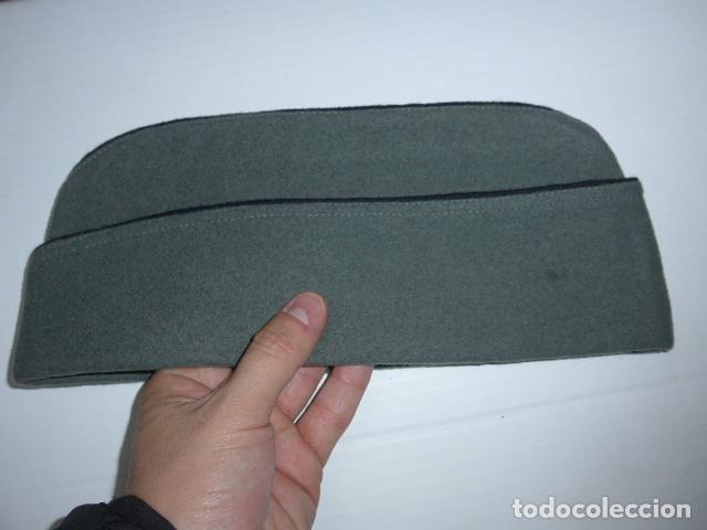 Militaria: * Antiguo gorrillo frances original, parece de guerra mundial ? Francia. ZX - Foto 3 - 108400743