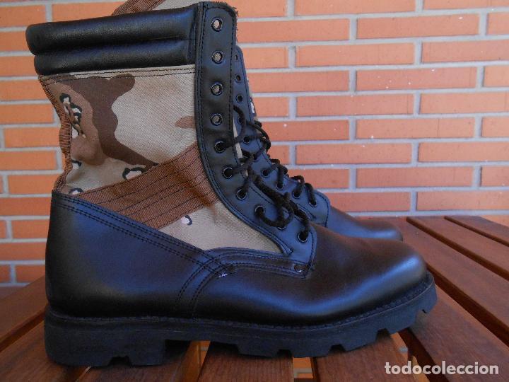 Militaria: Botas aridas Legión Boel COES Imepiel Talla 46 nuevas - Foto 3 - 108672867