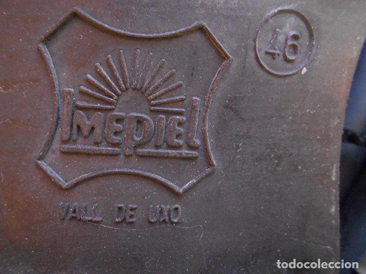 Militaria: Botas aridas Legión Boel COES Imepiel Talla 46 nuevas - Foto 7 - 108672867
