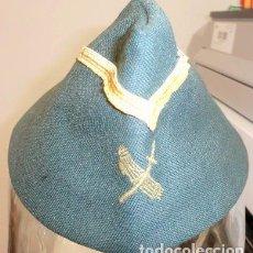 Militaria: GORRILLO CUARTELERO DE OFICIAL DE LA GUARDIA CIVIL. Lote 108903915