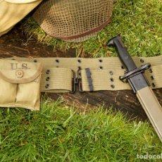 Militaria: CEÑIDOR AMERICANO SEGUNDA GUERRA MUNDIAL M36. Lote 155845506