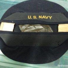 Militaria: LEPANTO U.S NAVY, DE LA MARINA AMERICANA, ORIGINAL AÑOS 50, LEPANTO PERFECTO, CINTA ALGUNOS BOQUETES. Lote 110077911
