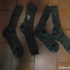 Militaria: 4 PARES DE CALCETINES DEL EJERCITO DE TIERRA. NUEVOS TALLA 4. Lote 110494955