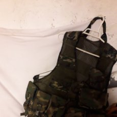 Militaria: CHALECO YUMA PORTAEQUIPO DE COMBATE. Lote 110557043