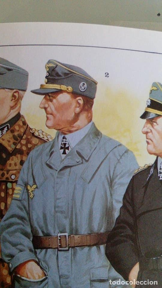 Militaria: PRECIOSA GORRA ALEMANA M43 DE GENERAL LUFTWAFFE TALLA 59 ,MUY DIFICIL DE CONSEGUIR - Foto 3 - 110785527