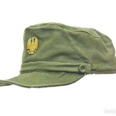 Militaria: GORRA DE FAENA MODELO 1967. 1º VERSION. Lote 111164347
