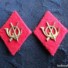 Militaria: ROMBOS EJERCITO ESPAÑOL INFANTERIA . Lote 112060855