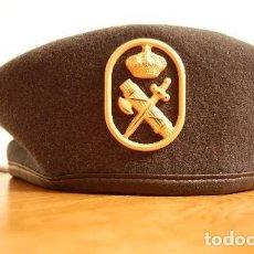 Boina Guardia Civil, color verde. En muy buen estado.