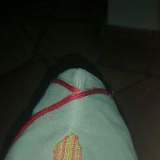 Gorrillo cuartelero o de plátano de Brigada del Ejército español
