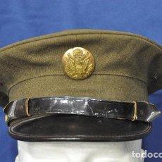 Militaria: ESTADOS UNIDOS. GORRA DE SUBOFICIAL DEL EJÉRCITO DE TIERRA. 2ª GUERRA MUNDIAL. . Lote 112966239
