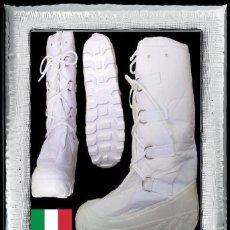 Militaria: BOTAS DE NIEVE EJÉRCITO ITALIANO TALLA 41/42 INVIERNO NUEVAS (R 018M). Lote 113071923