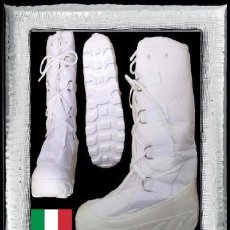 Militaria: BOTAS DE NIEVE EJÉRCITO ITALIANO TALLA 45/46 INVIERNO NUEVAS (R 018M). Lote 113072019