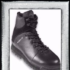 Militaria: BOTAS SEGURIDAD Nº 40 BOOTS BOOT NUEVO (R 018MB). Lote 113073283