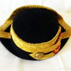 Militaria: TRICORNIO DE GALA, ÉPOCA FRANQUISTA. Lote 113158663