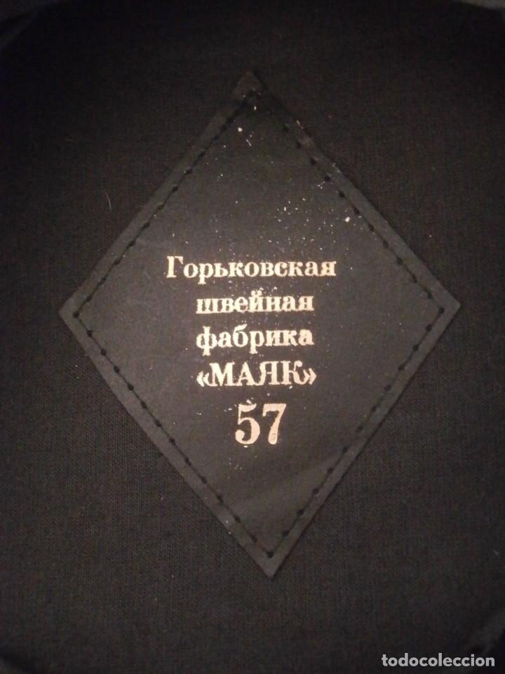 Militaria: Gorra antigua militar tipo Lepanto Beskozyrka armada marina de guerra Unión Soviética URSS Rusia - Foto 6 - 113496351