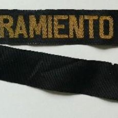 Militaria: ARMADA ESPAÑOLA. CINTA DE LEPANTO. CENTRO DE ADIESTRAMIENTO DE CÁDIZ. Lote 113586051