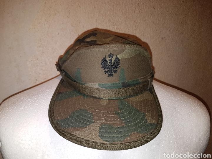 GORRA DE CAMUFLAJE (Militar - Boinas y Gorras )