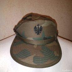 Militaria: GORRA DE CAMUFLAJE. Lote 114302000