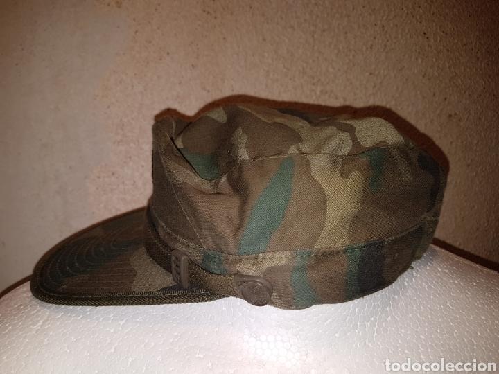 Militaria: Gorra de camuflaje - Foto 2 - 114302000