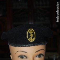 Militaria: ARMADA ESPAÑOLA. BOINA. Lote 114516663