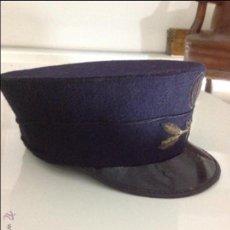 Militaria: GORRA FERROVIARIA TREN RENFE . Lote 47508012
