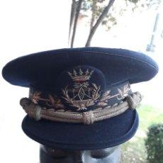 Militaria: GORRA DE INGENIERO DE TELECOMUNICACIONES ÉPOCA DE FRANCO. Lote 115928191