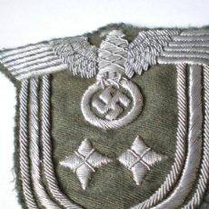 Militaria: INSIGNIA DE BRAZO PARA DIPLOMÁTICO ALEMÁN. Lote 116151519
