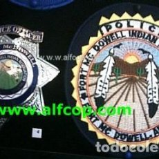 Militaria: FORT MCDOWELL POLICE INDIAN RESERVATION OFFICER ARIZONA U.S.A. (ORIGINAL). Lote 116310731