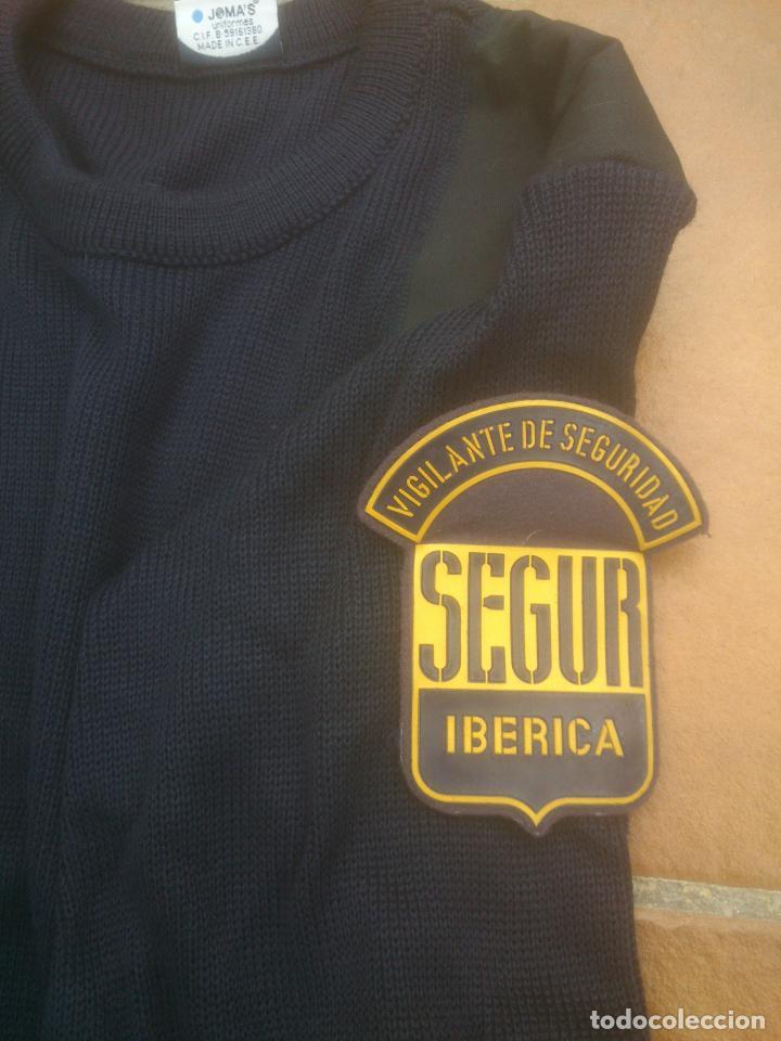 Militaria: JERSEY FAENA EMPRESA SEGURIDAD - Foto 2 - 116312723