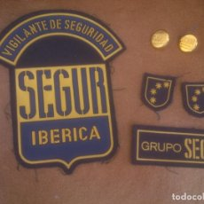 Militaria: EMPRESA DE SEGURIDAD SEGUR IBERICA. Lote 116317755