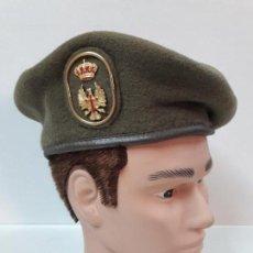 Militaria: BOINA DEL EJERCITO ESPAÑOL . BOINAS ELOSEGUI S.A. - TALLA 57. Lote 116535443