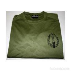 Militaria: CAMISETA TECNICA DE OPERACIONES ESPECIALES TALLAS L Y XL. Lote 117220228