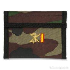 Militaria: ESTUPENDA CARTERA BORDADA DE CABALLERÍA . Lote 117402147