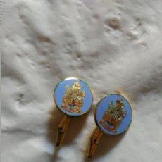 Militaria: GEMELOS ESMALTADOS DEL BUQUEDE ASALTO GALICIA. Lote 117426507