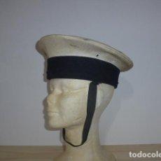 Militaria: ANTIGUA GORRA LEPANTO ESPAÑOLA DE MARINA, ARMADA.. Lote 117666475