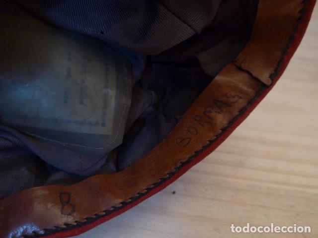Militaria: Antigua y rara gorra española a identificar, de años 40 parece. - Foto 10 - 117739023