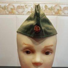 Militaria: GORRO CUARTELERO ALEMAN NVA. Lote 117993099